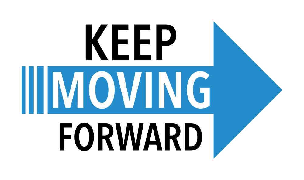 Keep Moving Forward Program Logo