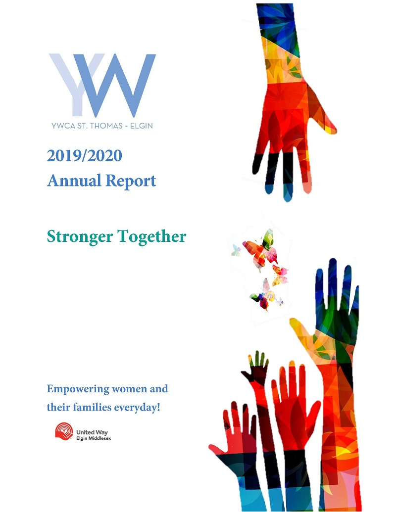 Annual Report Cover 2019-2020