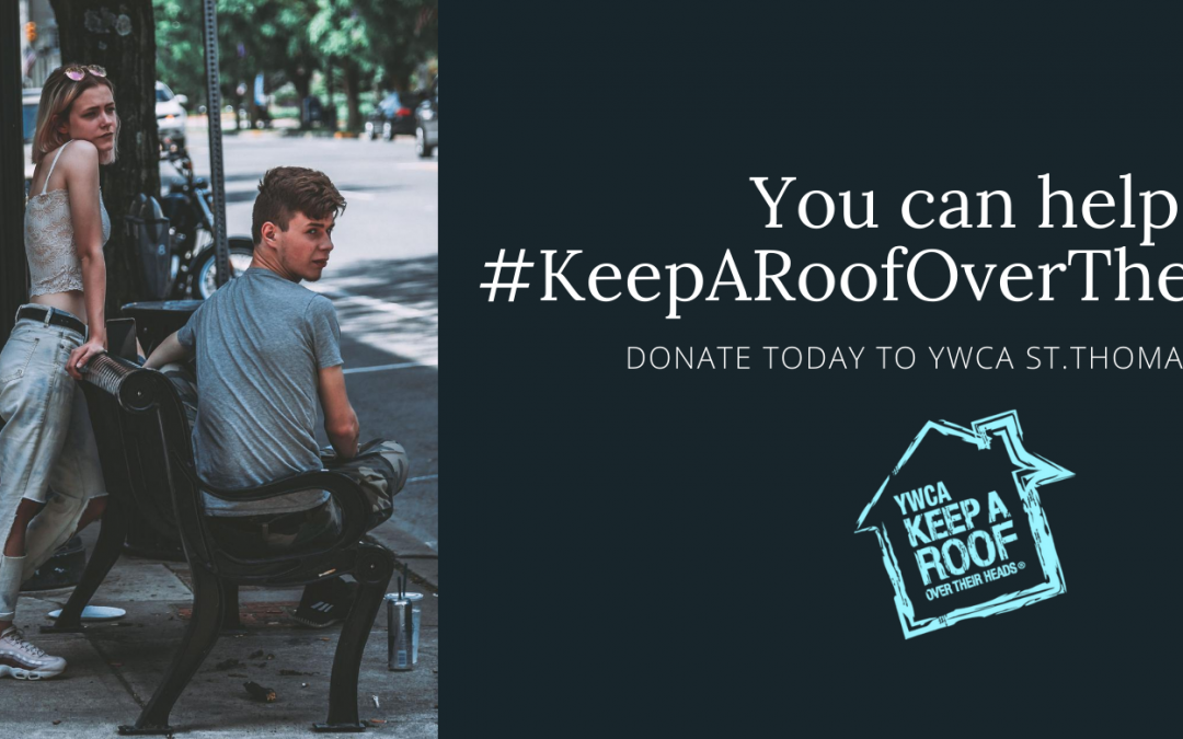 Launching our 10th Anniversary Keep A Roof Campaign