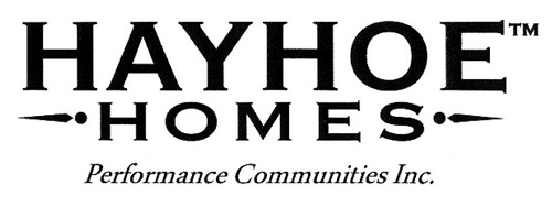 Hayhoe Homes