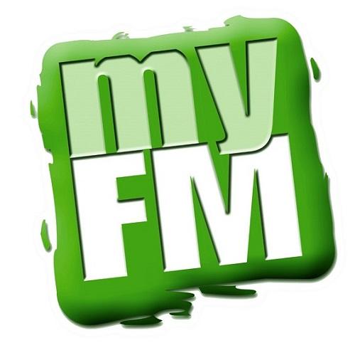 myFM 94.1 St.Thomas logo