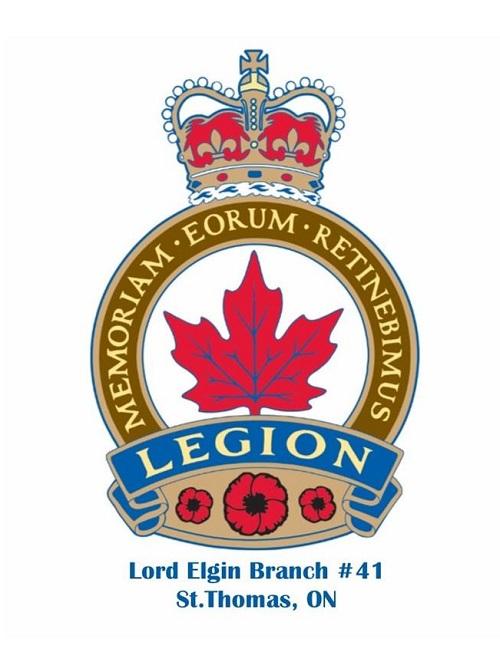 St.Thomas Legion Branch 41