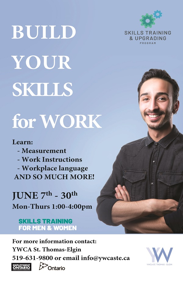 Build Your Skills for Work