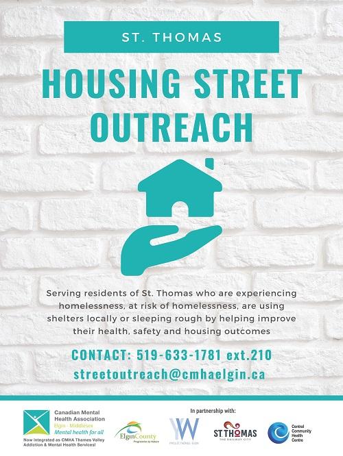 Housing Street Outreach